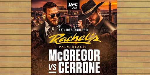 Fight Night at Rachel's | UFC 246