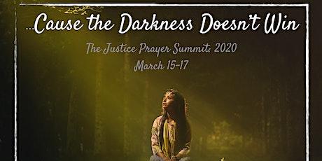Justice Prayer Summit tickets