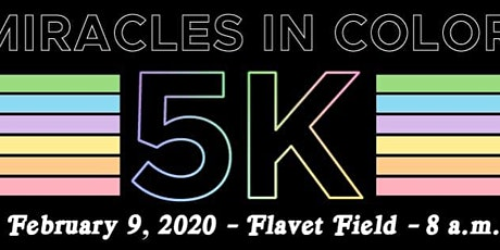Miracles in Color 5K tickets