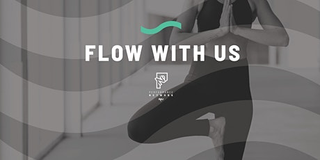 Flow With Us: Hip Hop Yoga Class tickets