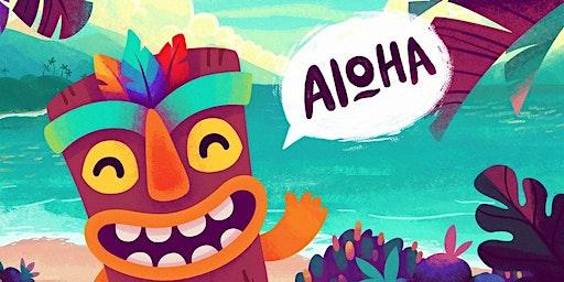 Aloha Eddie & George- A Hawaiian themed dinner and wine experience