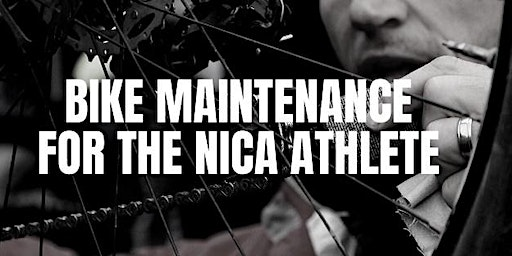 NICA athlete bike maintenance clinic
