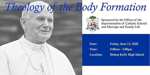 Theology of the Body (TOB) Formation
