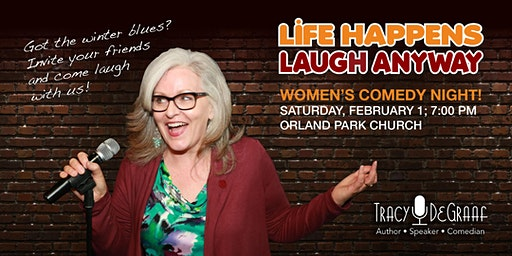 Women's Comedy Night!