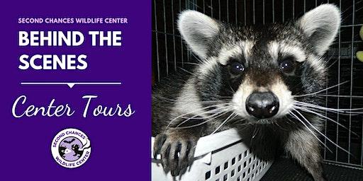 Behind the Scenes Wildlife Center Tour - Feb. 15, 2020