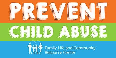 FLCRC: Child Abuse Prevention Awareness Parent Seminar tickets