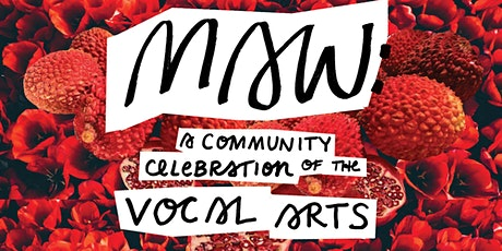 MAW: A Community Celebration of the Vocal Arts tickets