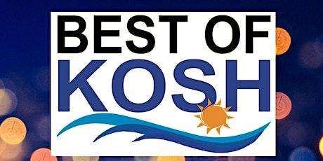 Best of Kosh 2020 Awards Ceremony tickets