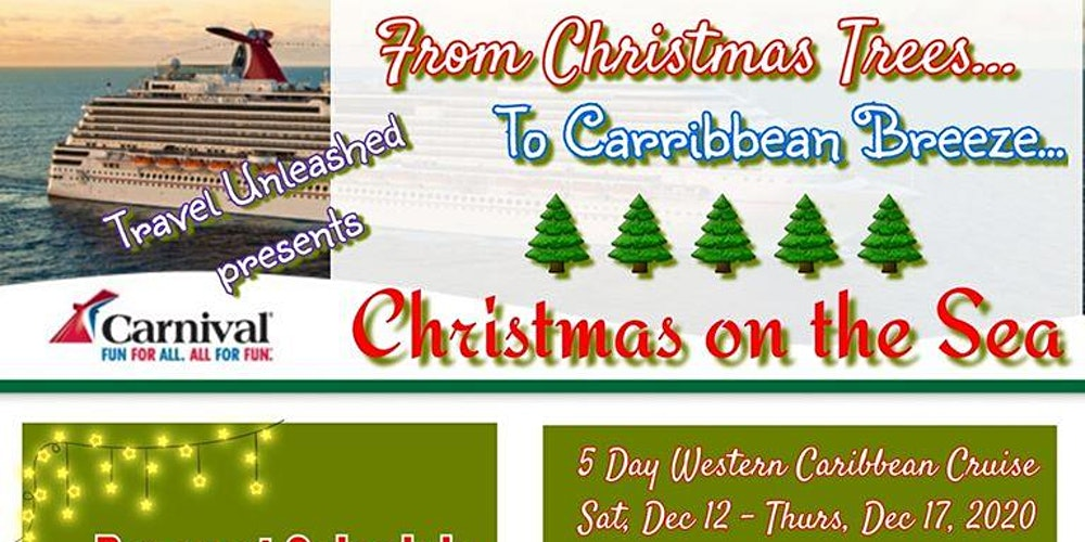 Christmas On The Sea Tickets, Sat, Dec 12, 2020 at 8:00 AM