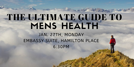 The (Ultimate) Guide to Men's Health