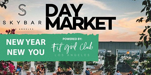 Day Market: Winter Edition 'New Year, New You' & Fundraiser