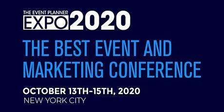The Event Planner Expo 2020 tickets