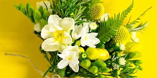 EASTER  FLOWER BASKET WORKSHOP