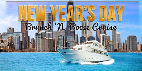New Year's Day Brunch 'N Booze Cruise tickets