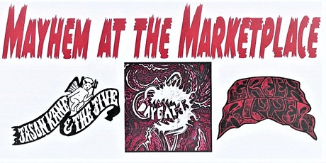 The Cosmic Peddler presents:  Mayhem at the Marketplace tickets