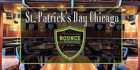 St. Patrick's Day Chicago at Bounce Sporting Club tickets