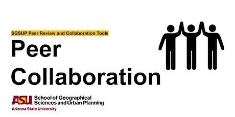 SGSUP Peer Collaboration Webinar tickets