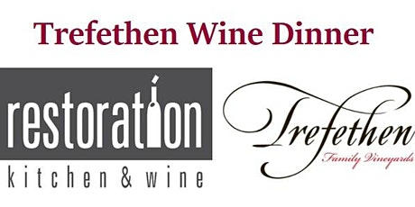 Trefethen Wine Dinner tickets