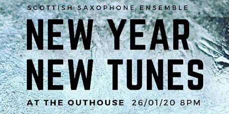 Scottish Saxophone Ensemble - New Year, New Tunes! tickets