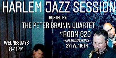 The Harlem Jazz Session w/Peter Brainin & friends