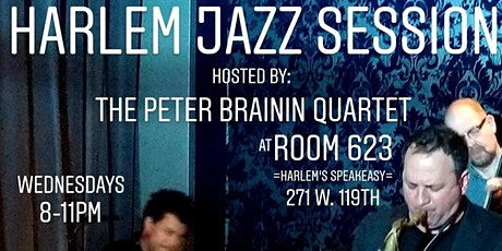 The Harlem Jazz Session w/Peter Brainin & friends tickets
