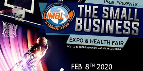 The Small Business Expo and Health Fair tickets