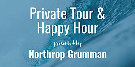 Northrop Grumman Private Tour & Happy Hour tickets