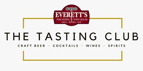 Everett's Tasting Club tickets