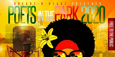 Poets in the Park 2020 tickets