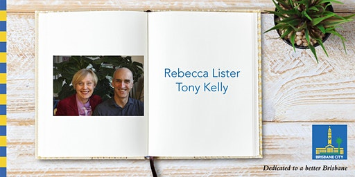 Meet Rebecca Lister and Tony Kelly - Bracken Ridge Library
