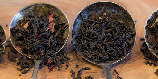 Make Your Own Flavoured Tea Blend