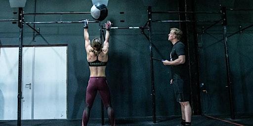 Crossfit at Hybrid Athletics