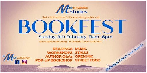 'Made in Midlothian' Bookfest