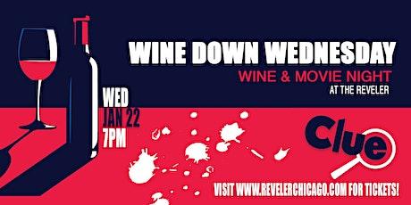 Wine & Movie Night tickets