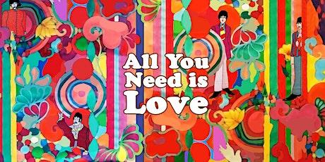 "Inter-Alumni Debate ""ALL YOU NEED IS LOVE"" billets"