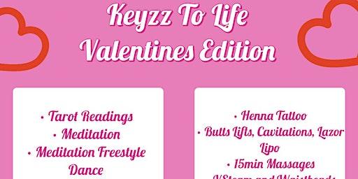 Keyzz To Life Valentine's Edition