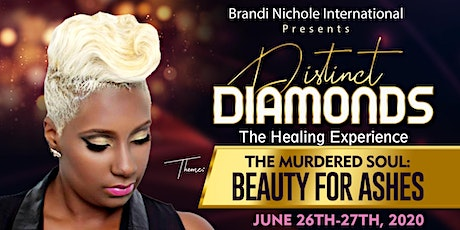 "Distinct Diamonds ""The Healing Experience""  Conference tickets"