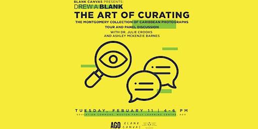 Blank Canvas x AGO: The Art of Curating   DrewABlank