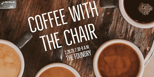 YPG: Coffee Chat with the Chair