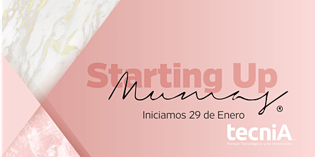Starting Up Mumas  4ta Generación boletos