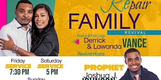 Revive & Repair Family