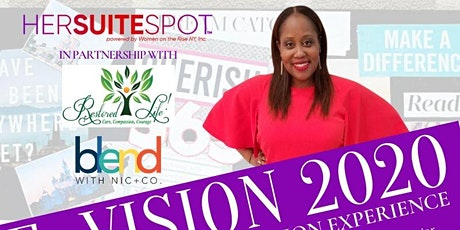 EnVision 2020 - Vision Board & Meditation Experience tickets