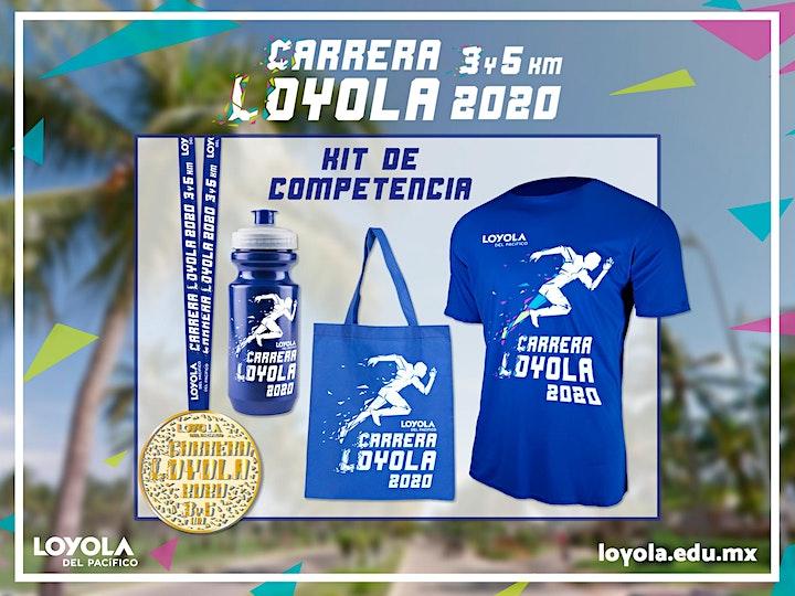 Imagen de Carrera Loyola 2020