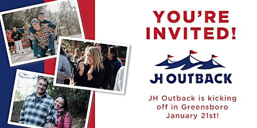 JH Outback Greensboro Kickoff
