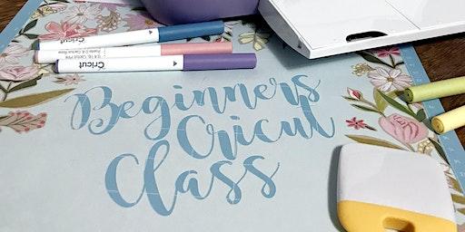 Oakville-Beginner's Cricut Class