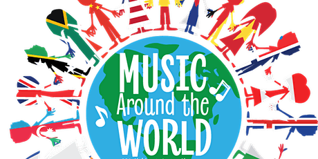 Music Around the World Camp tickets