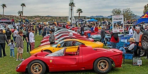 Gila River Hotels & Casino - Concours in the Hills