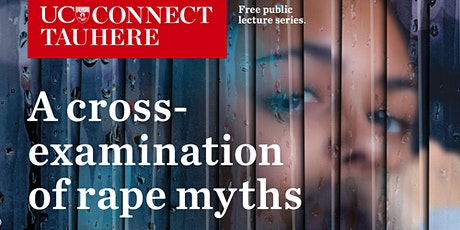 UC Connect: A cross-examination of rape myths tickets