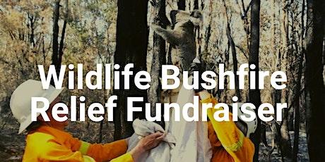 Wildlife Bushfire Relief Fundraiser tickets