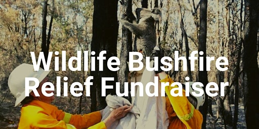 Wildlife Bushfire Relief Fundraiser